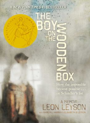 Boy on the Wooden Box